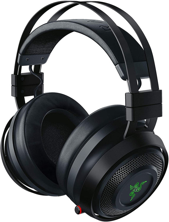 Razer Nari Ultimate Wireless Gaming Headset, Black