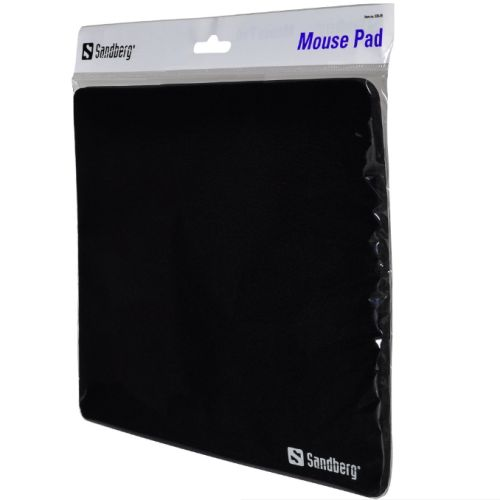 Sandberg Mouse Mat, Black