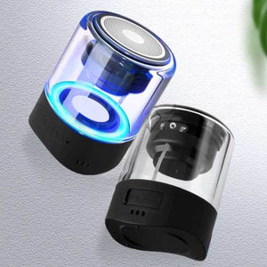 TWS UK-BTS2 LED Magnetic Speakers