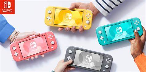 Nintendo Switch Lite 32GB
