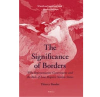 The significance of borders  - Thierry Baudet - Signed by the author