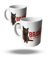 Limited Edition - 2 Bram for President Mokken