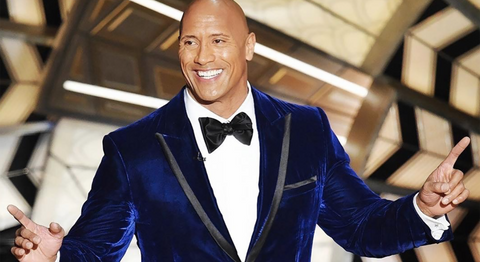 The Rock for President 2024 - Live it Badass