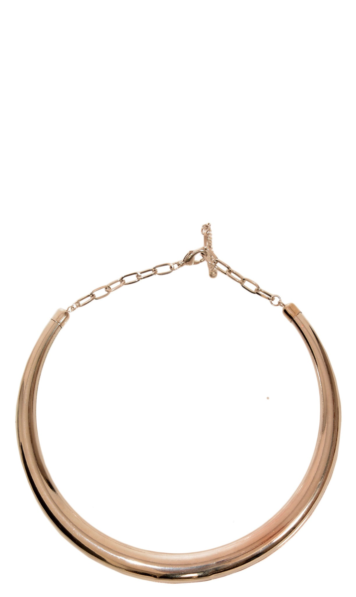 Curve Ball Necklace