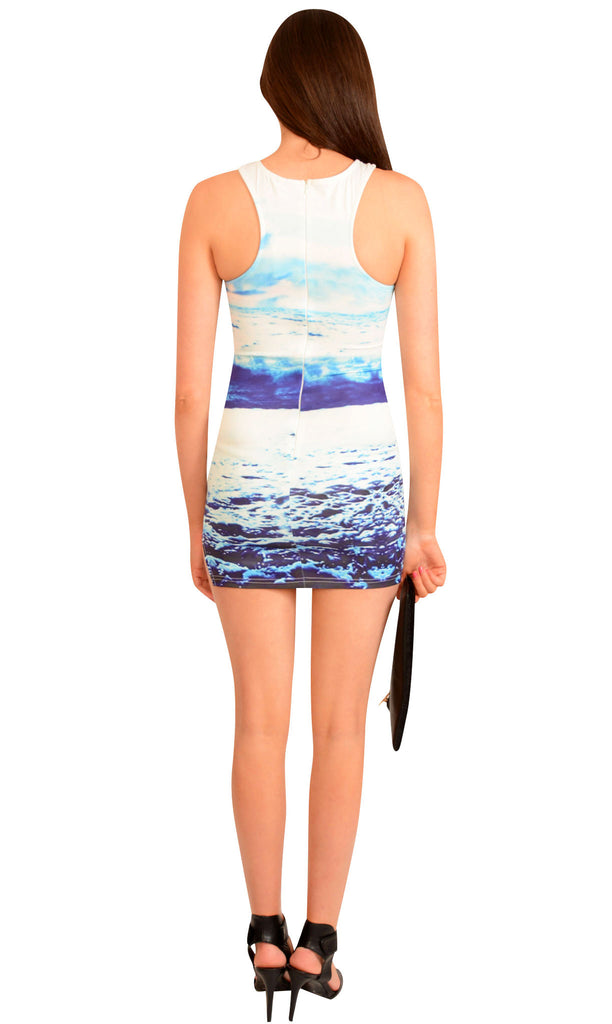 Ocean Spray Dress
