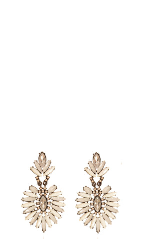 Little White Lies Earrings