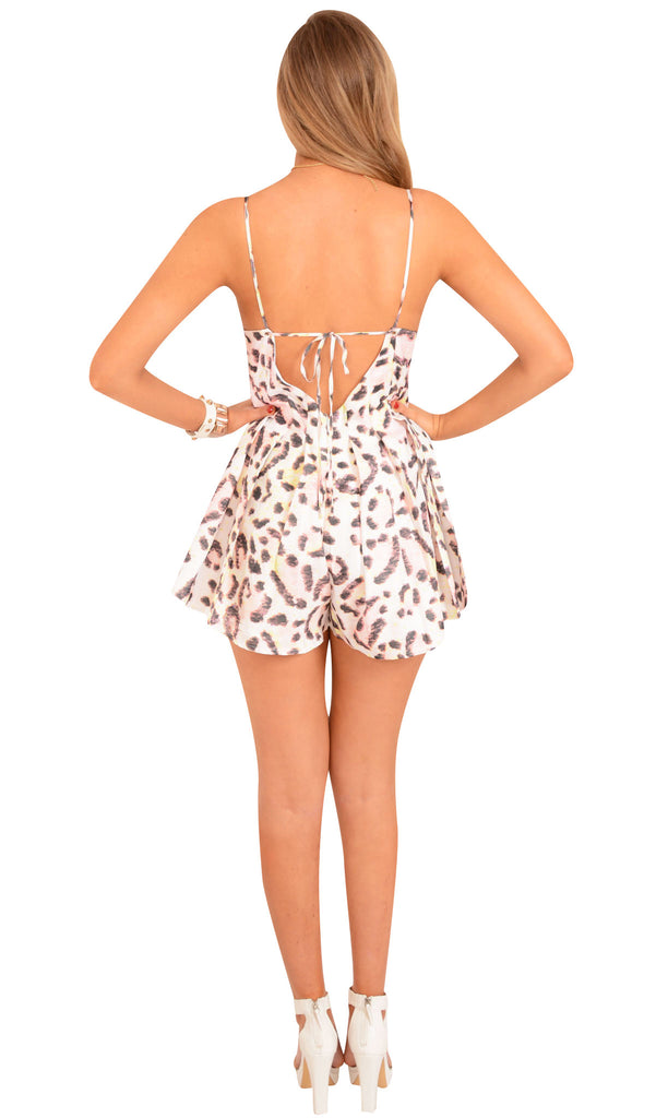 Foolish Games Playsuit