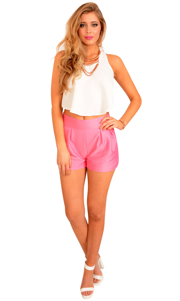 Innocent Eyes Shorts