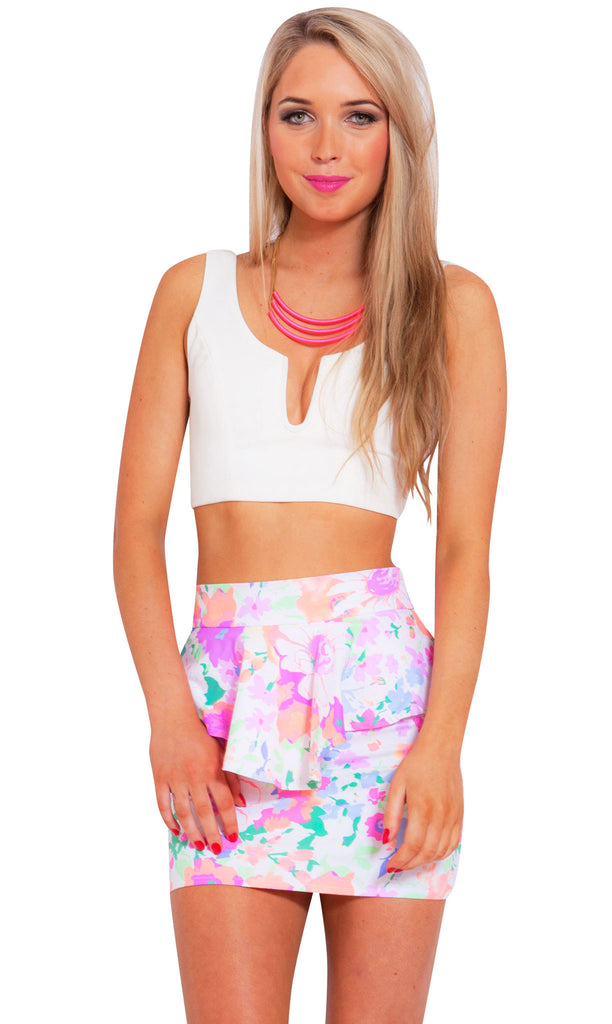 Trouble In Paradise Skirt