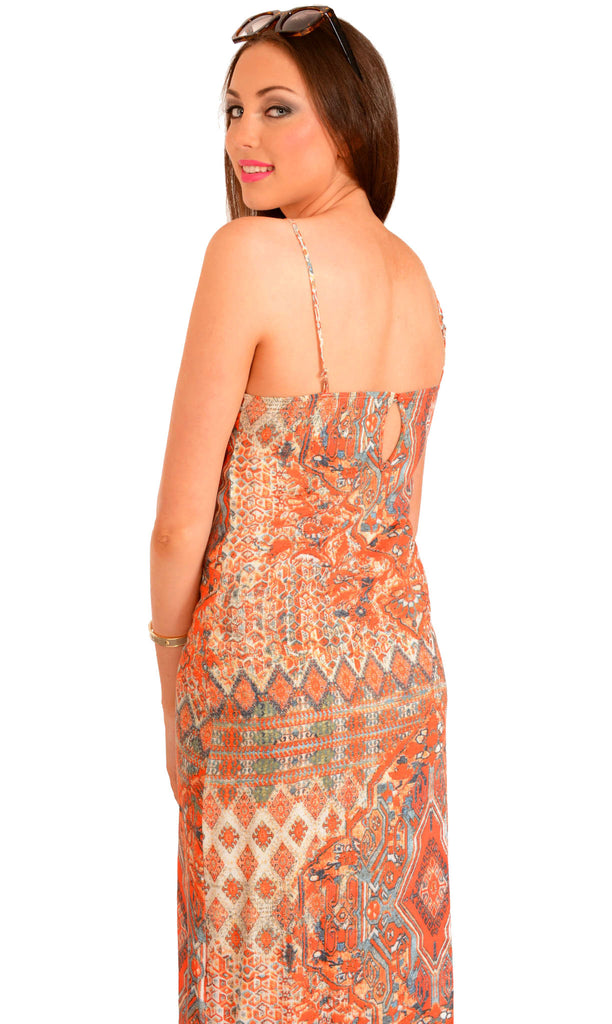 Summer Kisses Maxi Dress