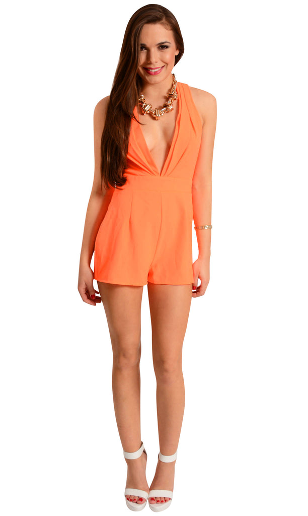 Free Falling Playsuit