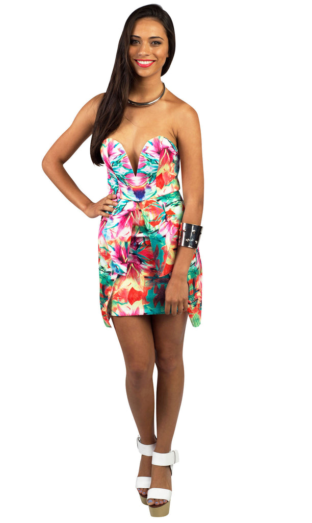 Living In Paradise Dress