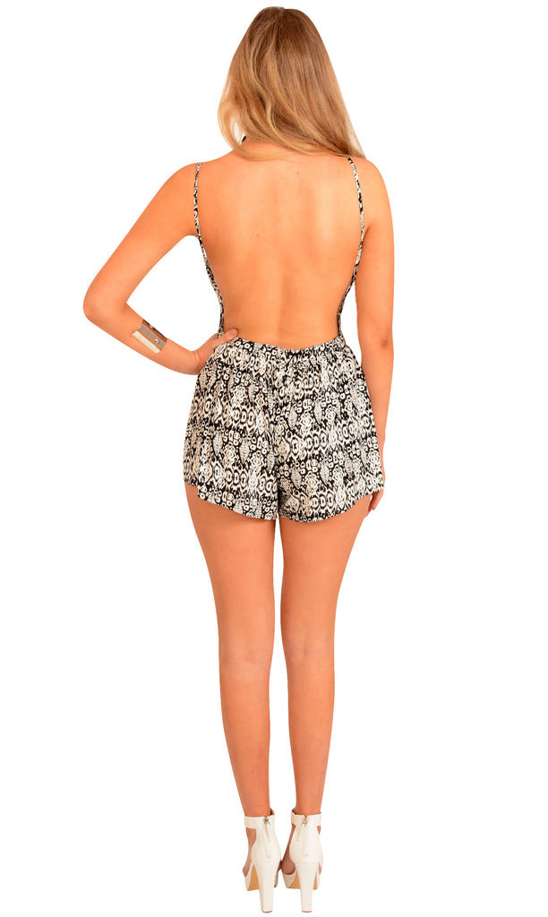 Leader of the Pack Playsuit