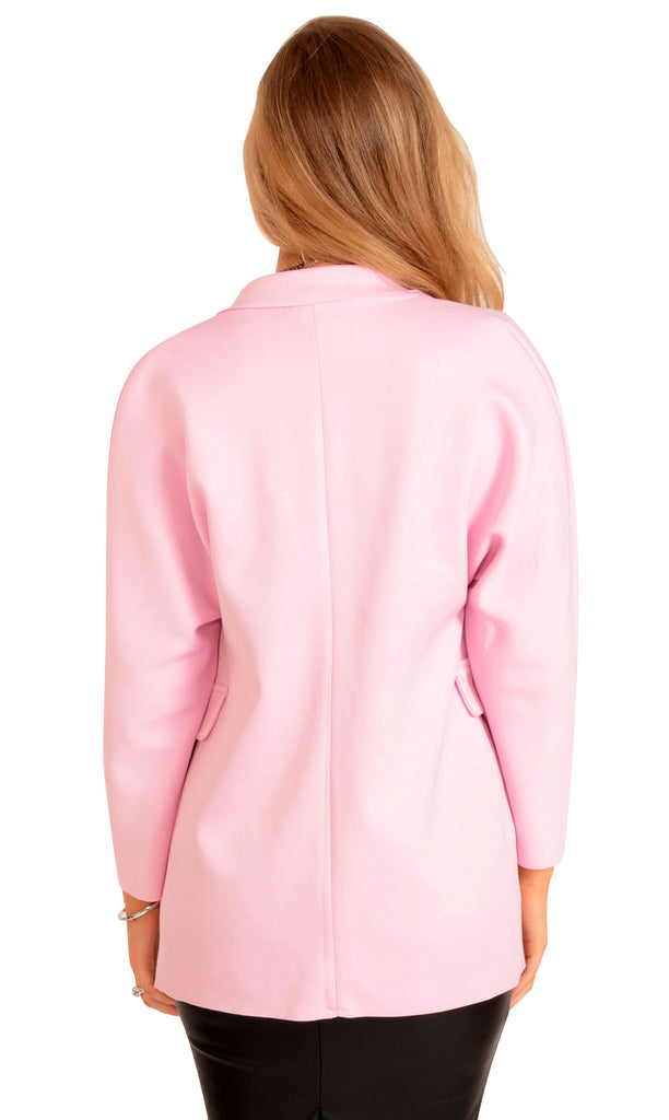 Tickled Pink Coat