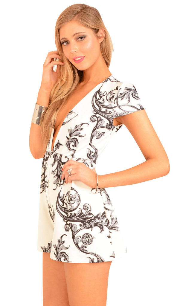 Baroque Playsuit