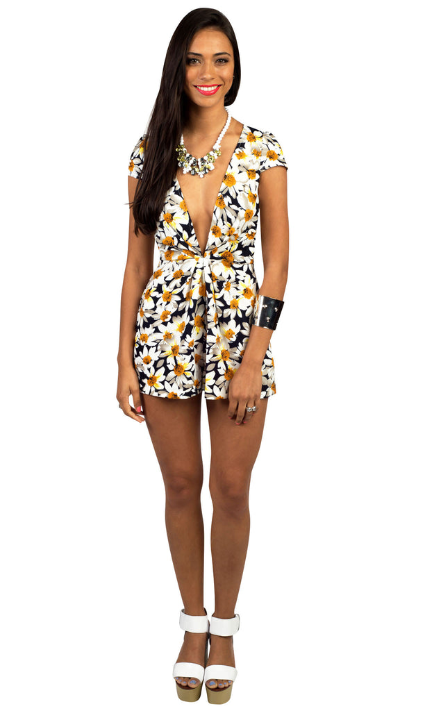 The Daisy Tribe Playsuit