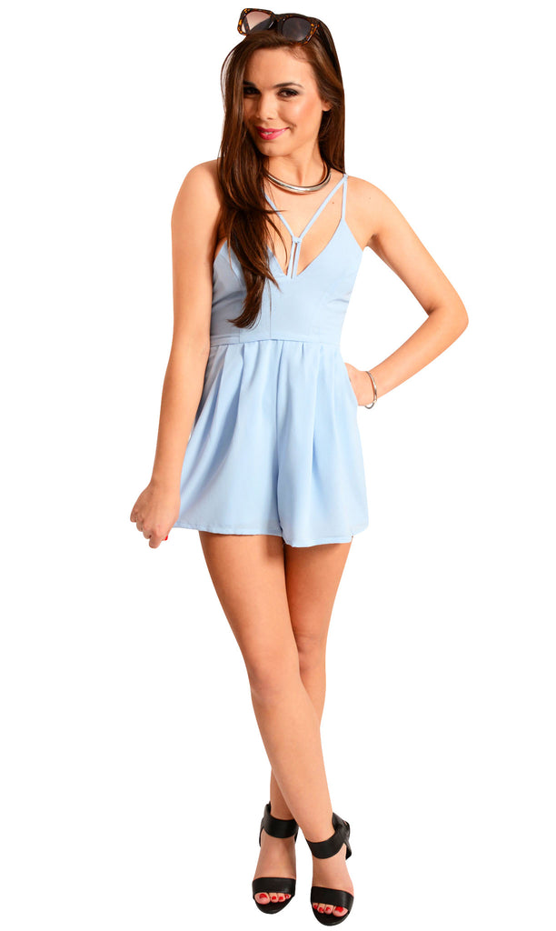 Standing In Line Playsuit