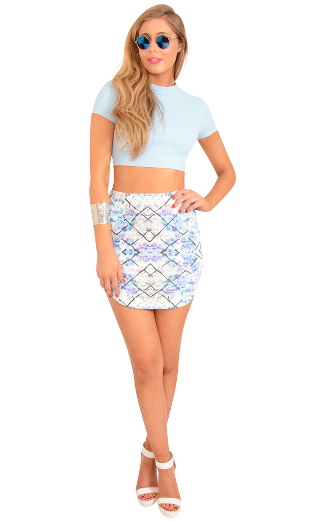 Teenage Crime Skirt