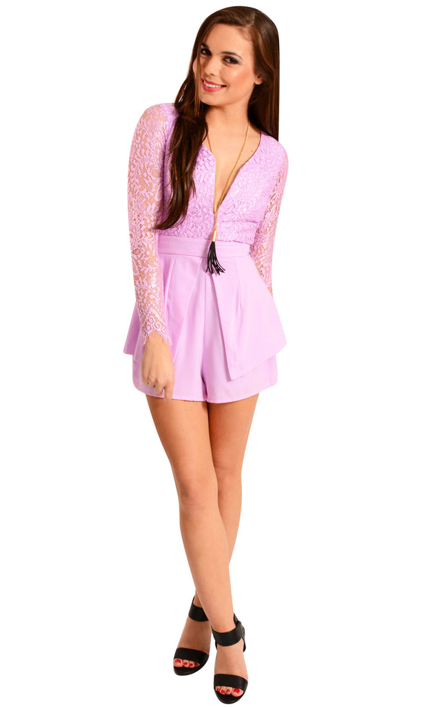 Sweet Daydreams Playsuit