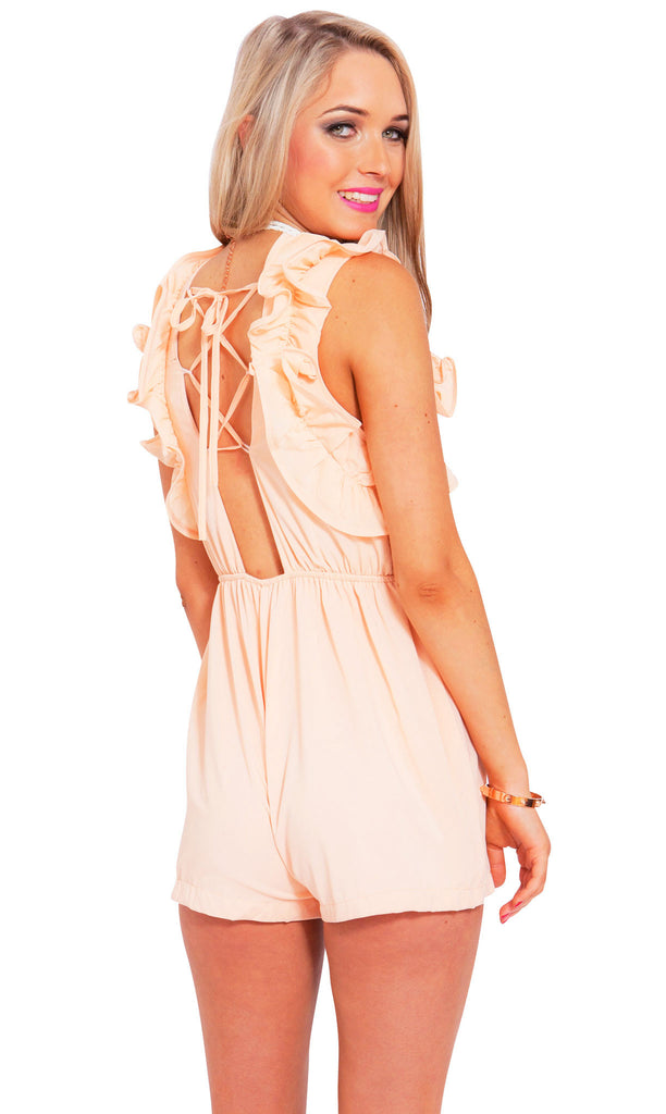 Just For Frills Playsuit