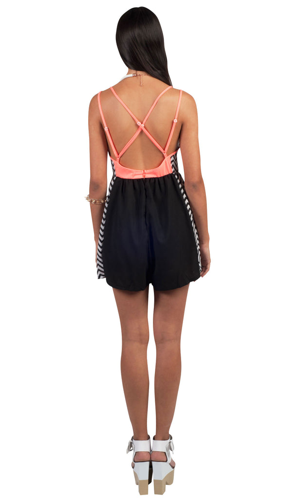 Free Of Flaws Playsuit