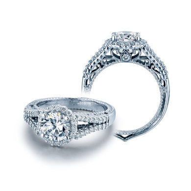Verragio Venetian-5020R Diamond Halo Engagement Ring