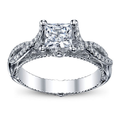 Verragio Venetian AFN-5003 Diamond Pave Engagement Ring