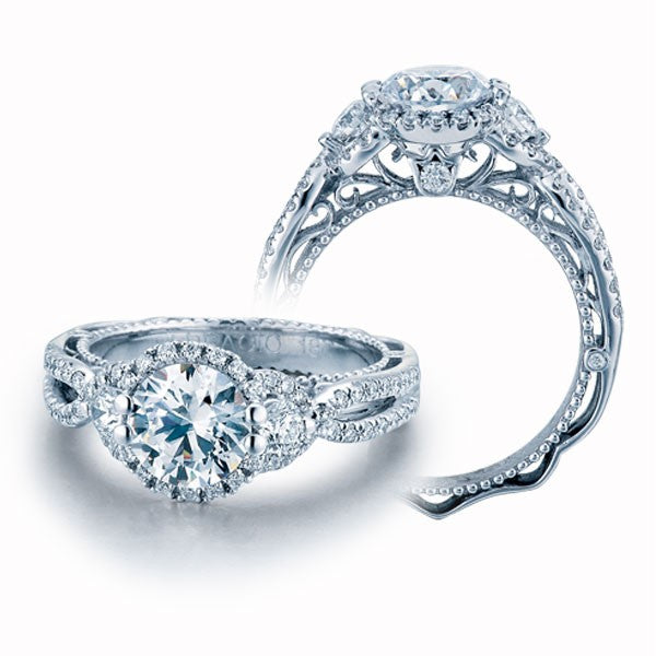 Verragio Venetian AFN-5032R Diamond Pave Engagement Ring