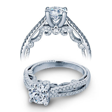 Verragio Insignia INS-7073R Diamond Pave Engagement Ring