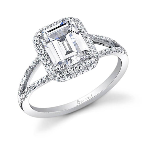 Sylvie Clarinda - Vintage Inspired Engagement Ring SY289
