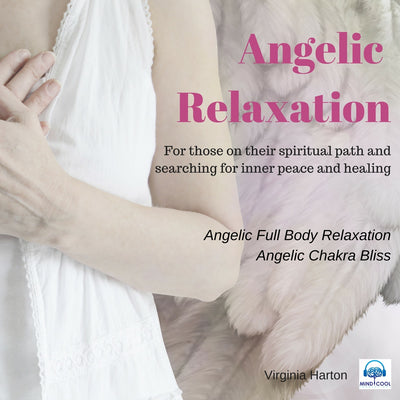 Angelic Relaxation front cover