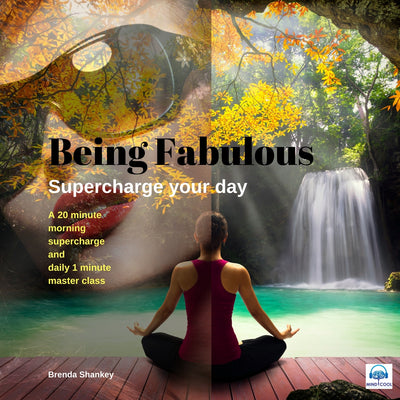 Being Fabulous: Supercharge your Day front cover
