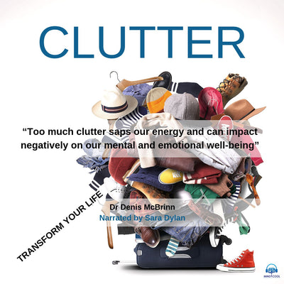 CLUTTER front cover
