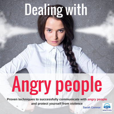Dealing with Angry People front cover