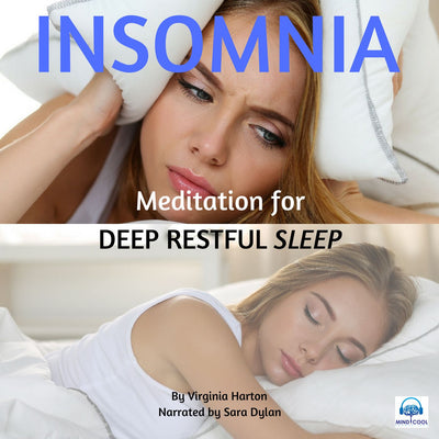 INSOMNIA: Meditation for Deep Restful Sleep front cover
