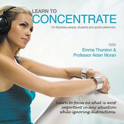 Learn to Concentrate front cover