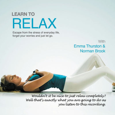 Learn to Relax front cover