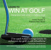 Learn to Win at Golf front cover