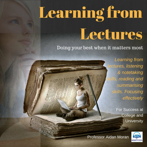 Learning from Lectures front cover