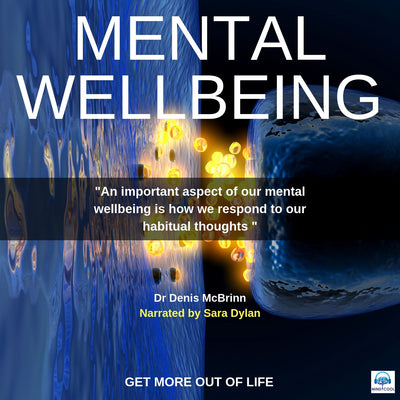 MENTAL WELLBEING front cover
