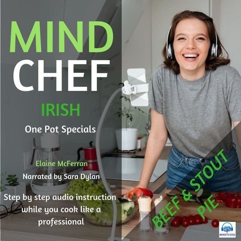 Mind Chef: One pot Specials: Beef and Stout Pie front cover