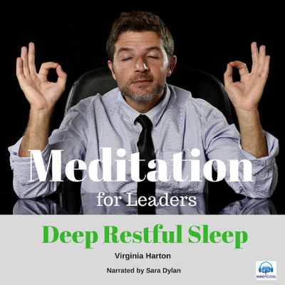 Meditation for Leaders: Deep Restful Sleep front cover