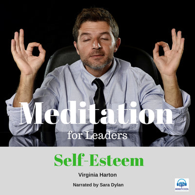 Meditation for Leaders - Self-esteem front cover