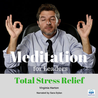 Meditation for Leaders: Total Stress Relief front cover