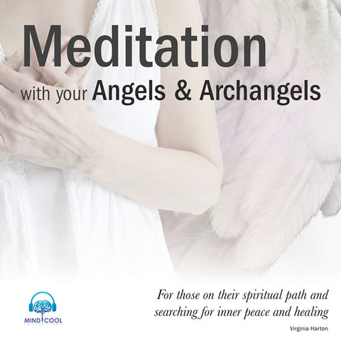 Meditation With Your Angels and Archangels front cover