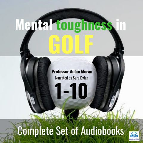 Mental Toughness in Golf Set of 10 front cover