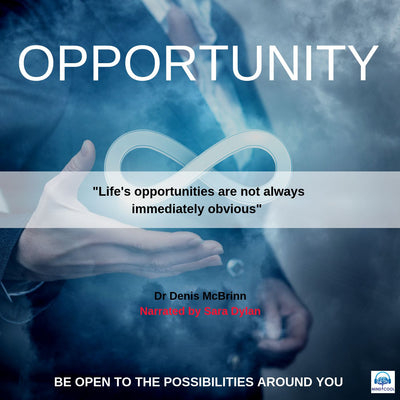 OPPORTUNITY front cover