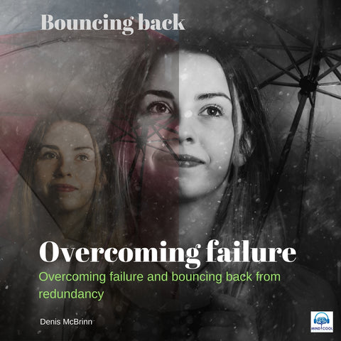 Bouncing Back - Overcoming Failure front cover
