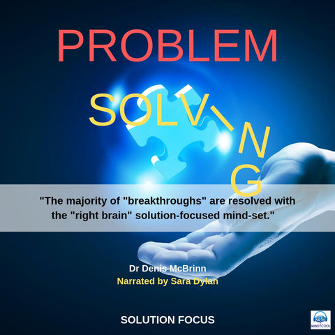 PROBLEM SOLVING - Solution Focus front cover