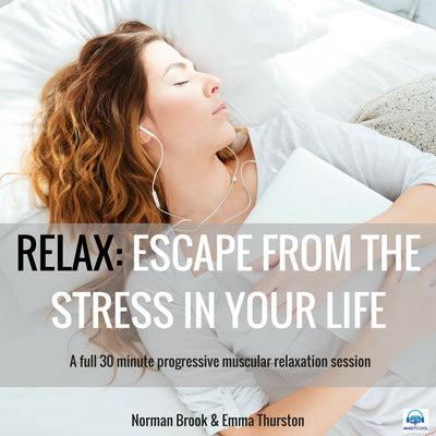 Relax: Escape from the Stress in Your Life front cover